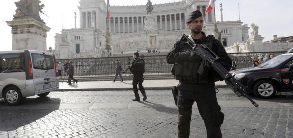 rome anniversaire surveillance