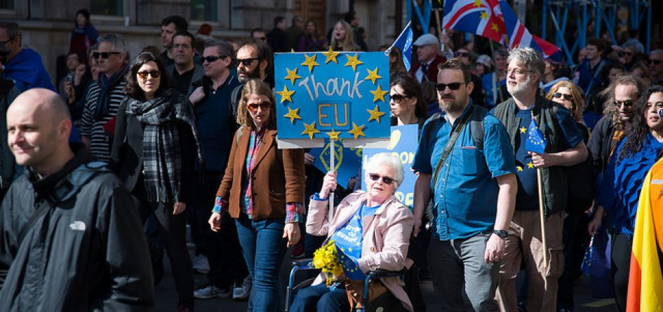 Londres pro-UE