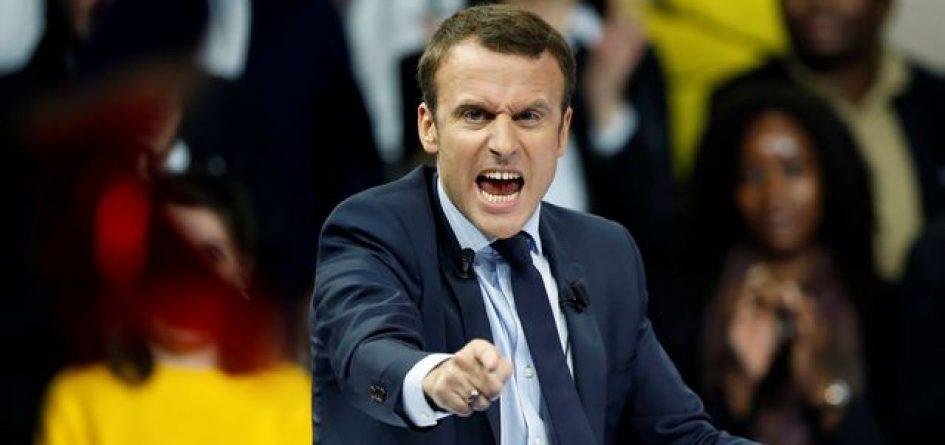 Macron et Europe