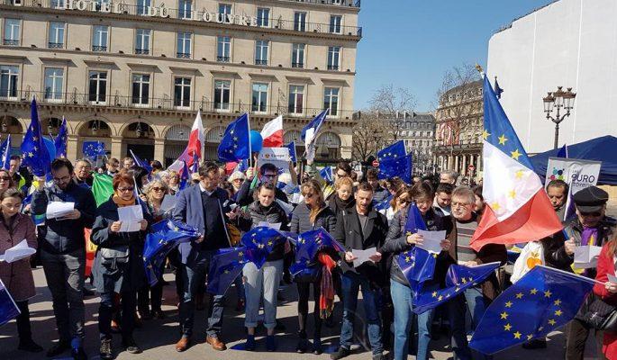 Pulse of Europe Paris