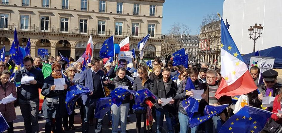 Pulse of Europe Paris
