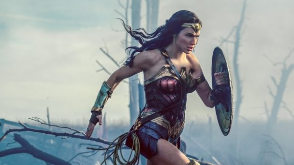 Wonder Woman à la Commission