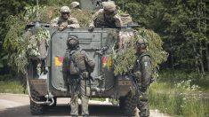 troupe de l'OTAN en Lituanie