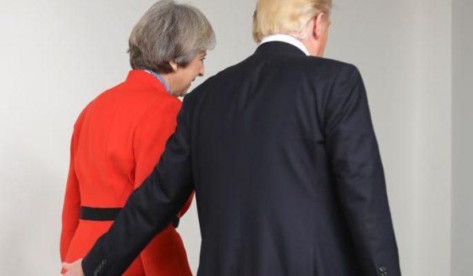 Trump a fait une promesse explosive à May