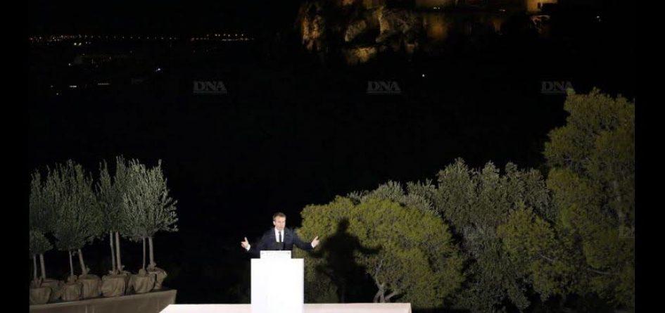 Macron Pnyx