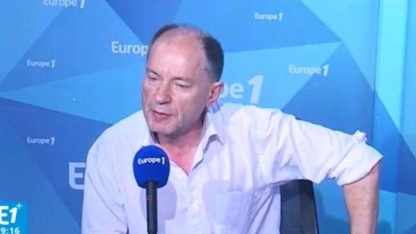 Pierre Levy sur Europe 1