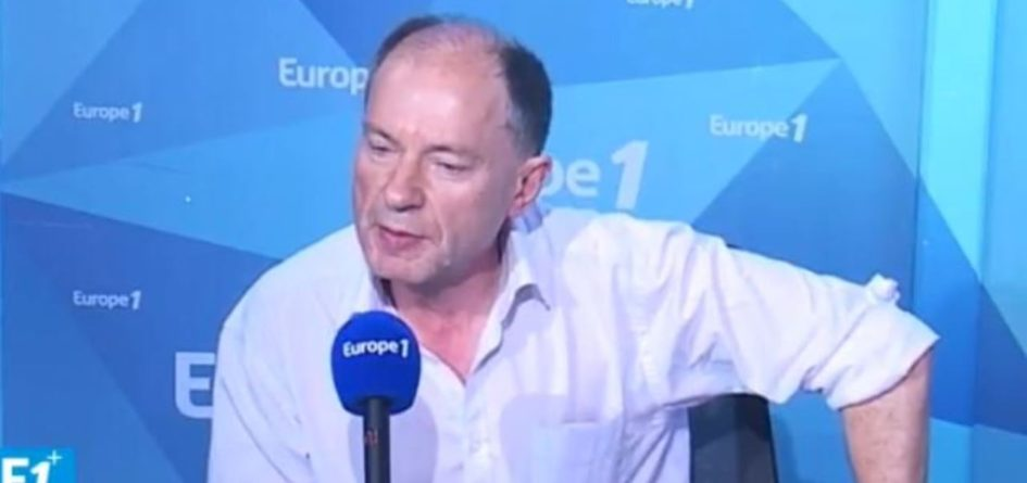 Pierre Levy sur Europe 1