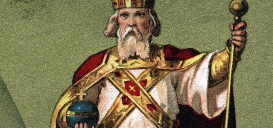 Empereur Charlemagne