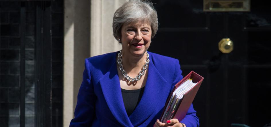 Le premier ministre britannique