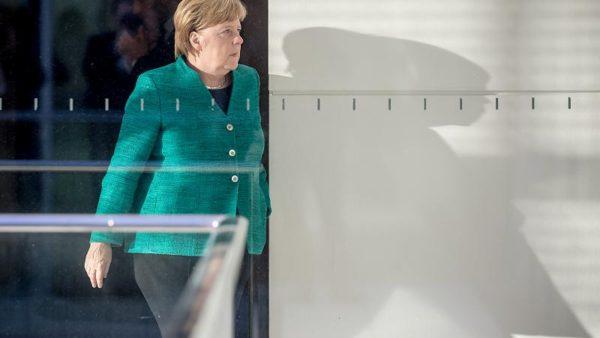 Merkel en échec