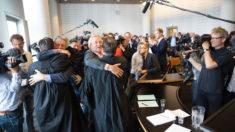 Verdict de la cour d'appel de La Haye