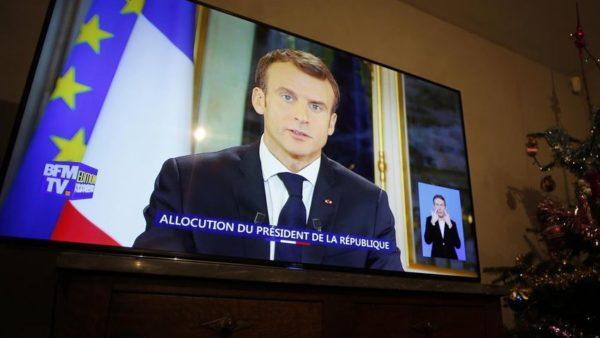 Macron contraint par Bruxelles