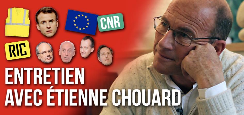 [Chez Ruptures, en défense ardente des #GiletsJaunesConstituants] Macron, Union européenne, médias mainstream…