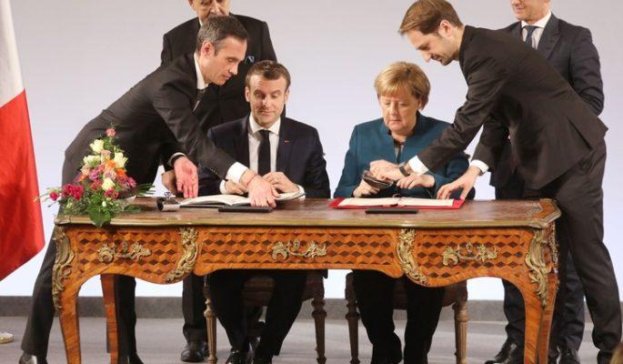 signature traité