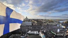 Elections en Finlande