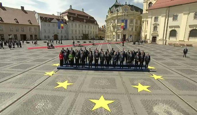 Sommet européen du 9 mai
