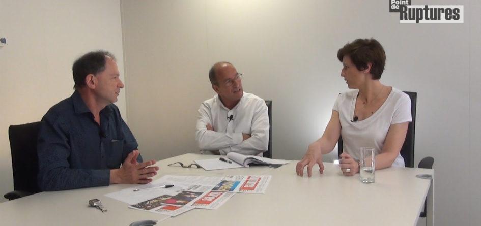 Après les élections européennes: entretien avec Coralie Delaume et Pierre Levy (Ruptures Presse)