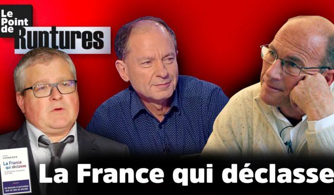 Troisième émission du Point de Ruptures : Vermeren, Chouard, Lévy
