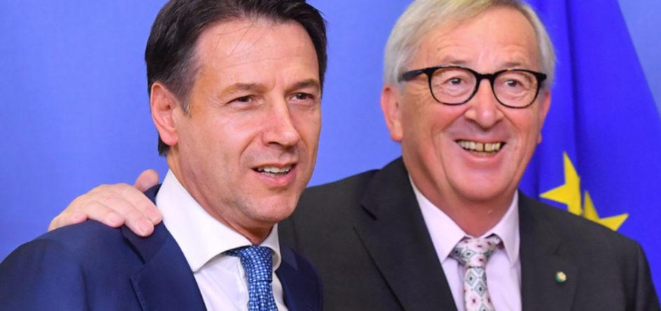Conte & Juncker