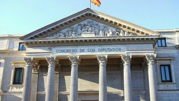 Parlement espagnol