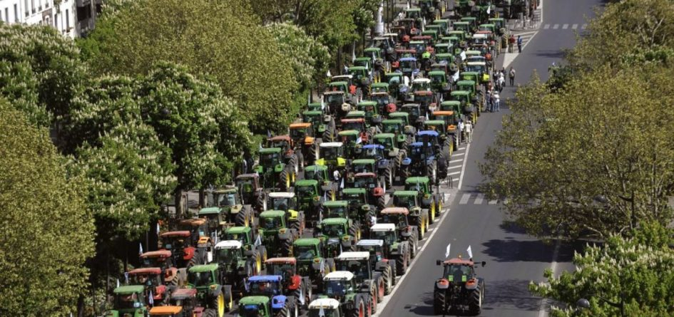 Manif agriculteurs