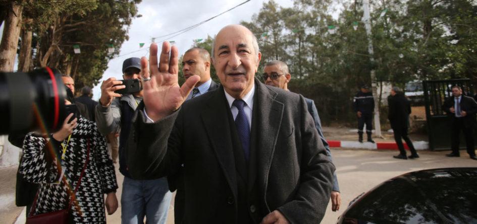 Abdelmadjid Tebboune