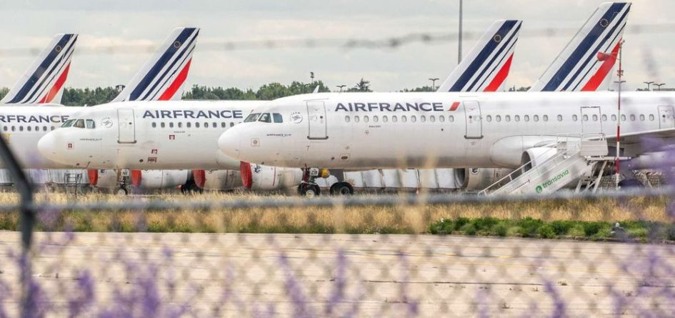 Suppressions d'emploi chez Air France