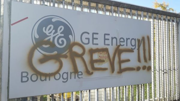 General Electric supprime des emplois