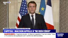 Macron capitole