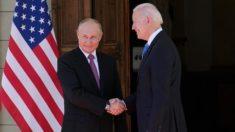 Poutine et Biden à genève